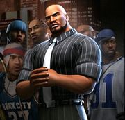 Respect(Def Jam Fight for NY)