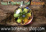 GLASS & HEMP SHOP 『BOHEMIAN』