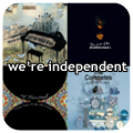 we're independent