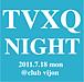 TVXQ NIGHT