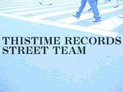 THISTIME RECORDS STREET TEAM