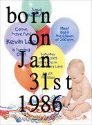 1986年1月31日生まれ