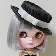 ブライス+帽子=LOVELY
