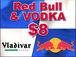 Red Bull+VODKA