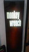 【monkey wrench】