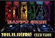 11/11 「HAPPY SET」