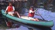 カナディアンカヌーで遊ぼうよ!