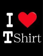 I LOVE T-シャツ