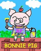BONNIE PIG