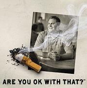 タバコ煙被爆地帯−マップ
