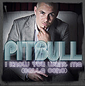 I know you want me/ pitbull