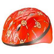子どもにはヘルメットを。