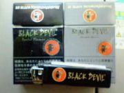 BLACK DEVILをコンビニにw