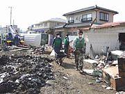 被災地支援都民ボランティア