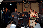 八重山民謡でコミュニティ