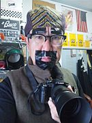 残顔カメラマン