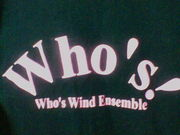 Who's Wind Ensemble♪