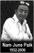 ナム・ジュン・パイクさん追悼