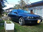 BMW E39 横浜