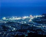 北海道3大夜景(函館,藻岩,天狗)