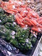 野菜のあれこれ。