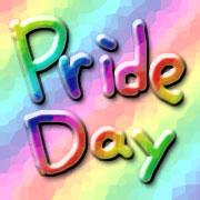 6月28日 Pride Day!