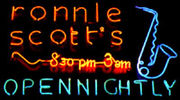 Ronnie Scotts & The Jazz Cafe