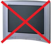 TVを認めない