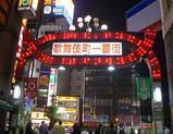 大遊戯場 歌舞伎町