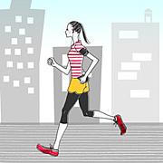 slow running スローランニング