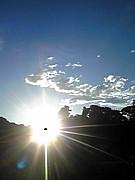 夏の空が好きっ(⌒〜⌒)
