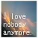 もう誰も好きにならない。