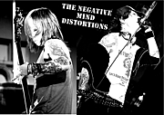 The Negative Mind Distortions