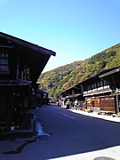 中山道 奈良井宿