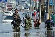 東北地方太平洋沖地震・5大作戦