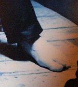 足の人差し指が親指より長い人