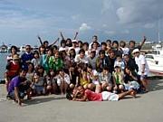 名城大学 スキューバ組 2008