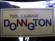 ツールガレージ ドニントン