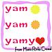 yam☆yam★yamy♪