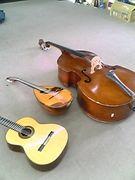 Mandolin Orchestraの為の低音