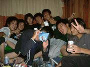 日本学園高校テニス部2003