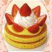 ストロベリーホットケーキ