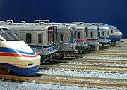 模型で楽しむ京成グループの電車