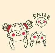 smile 笑顔が好き