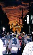 鷹番の神輿