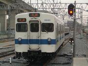 東武鉄道8000系 初期顔車コミュ