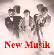 New Musik/Tony Mansfield
