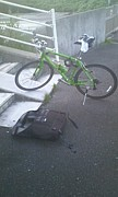 自転車 通勤・通学 してます