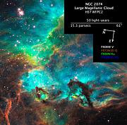 タランチュラ星雲萌え