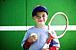 テニスの王様・王女様